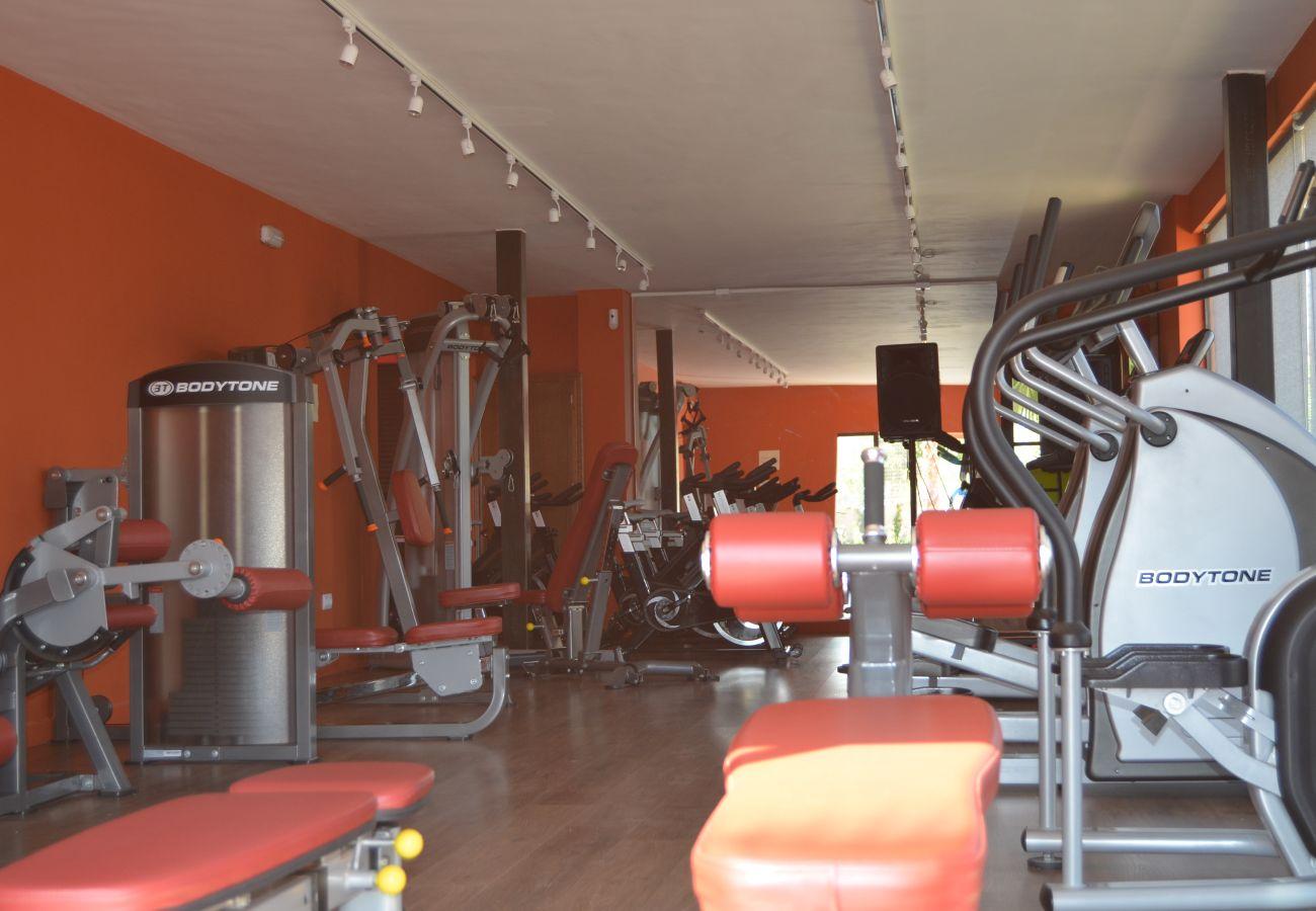 Centro con gimnasio y fitnes en Mar de Cristal - Resort Choice