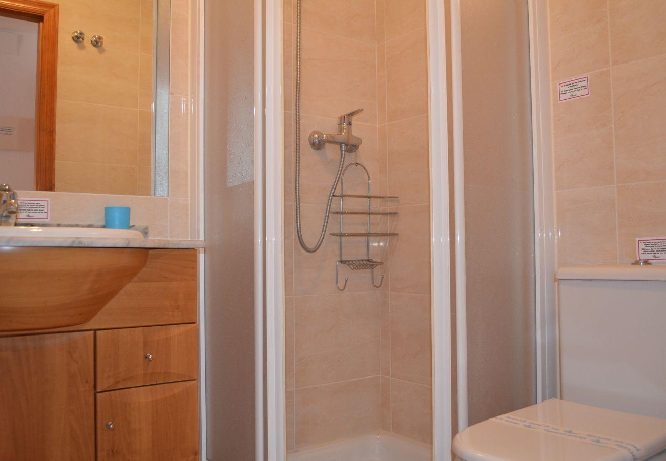 Bonito baño - Resort Choice