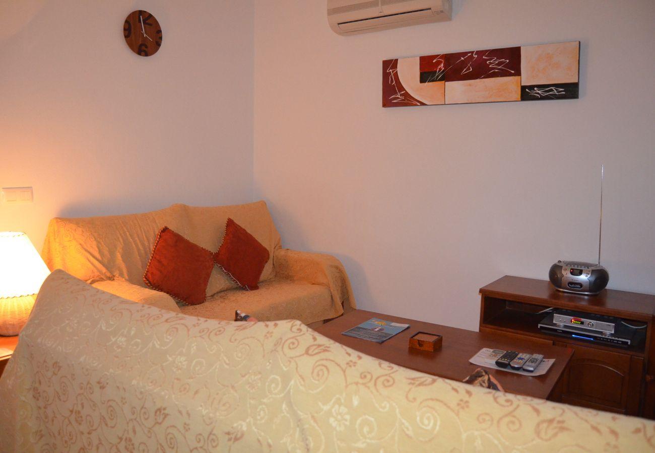 Salón en Albatros Playa 2 - Resort Choice