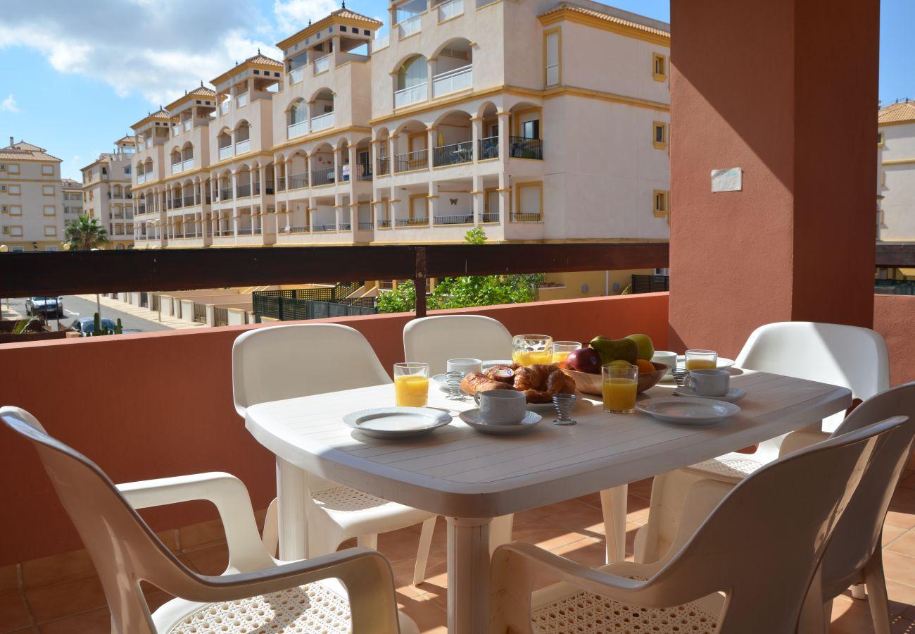 Balcón en el apartamento - Resort Choice