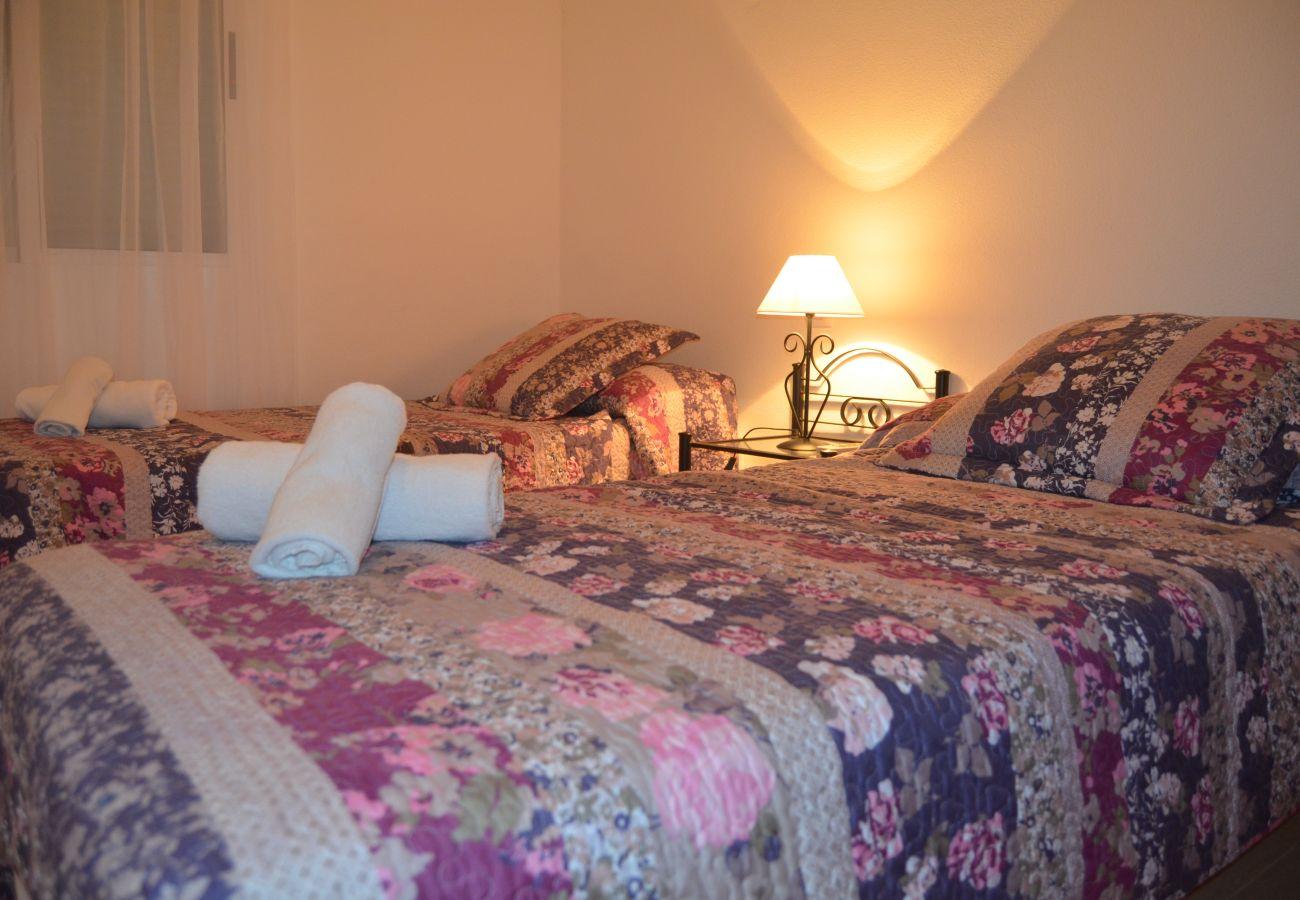 Gran dormitorio - Resort Choice