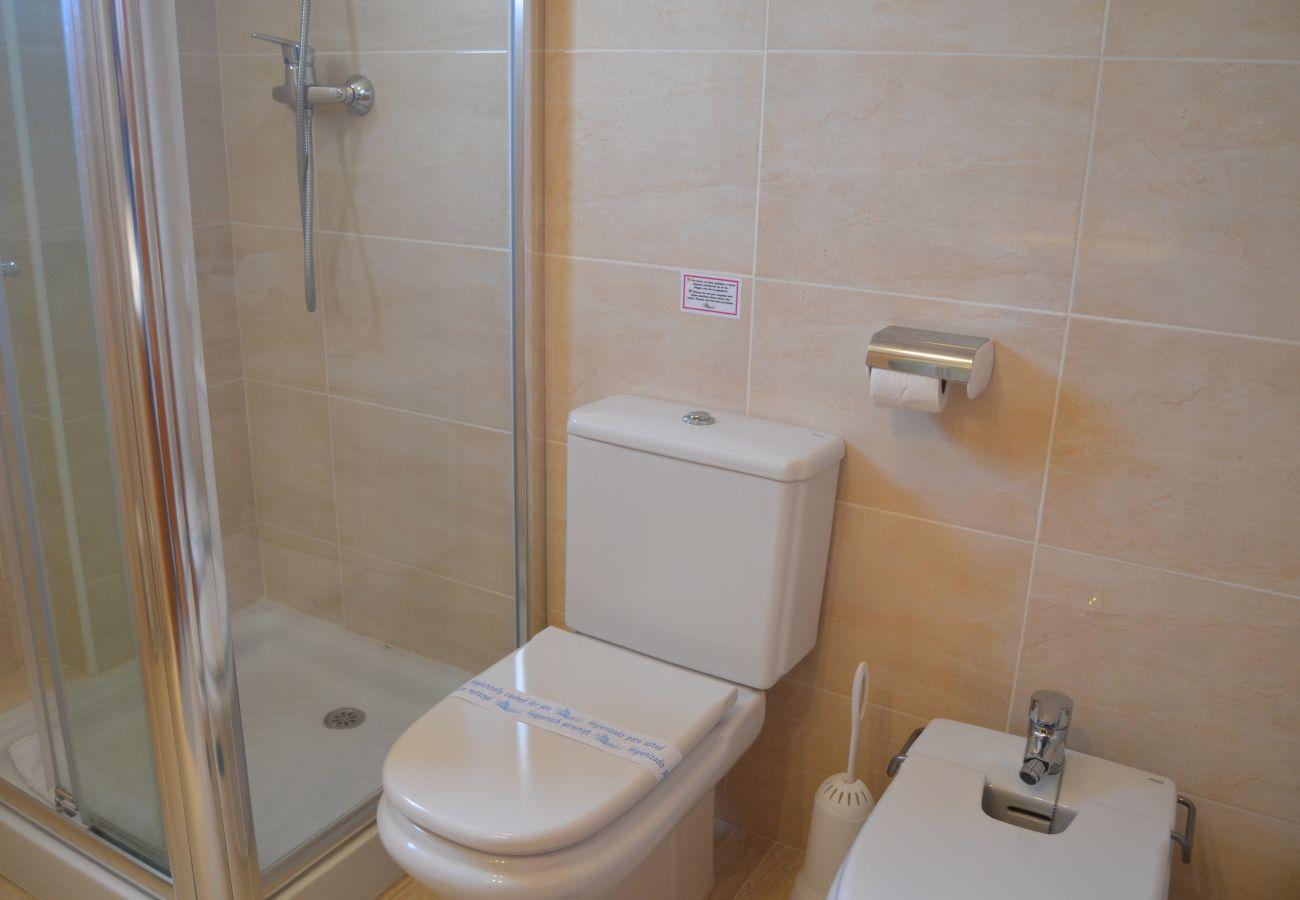 Baño combinado - Resort Choice