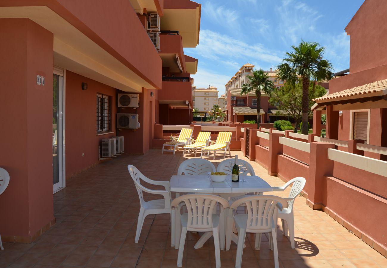 Apartamento en alquiler con terraza multifuncional - Resort Choice