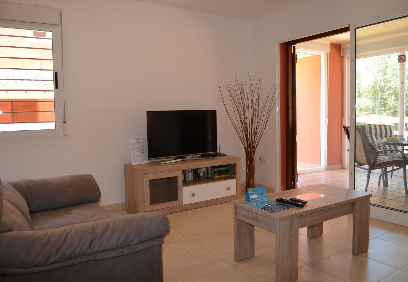 Apartamento en alquiler con gran salón - Resort Choice