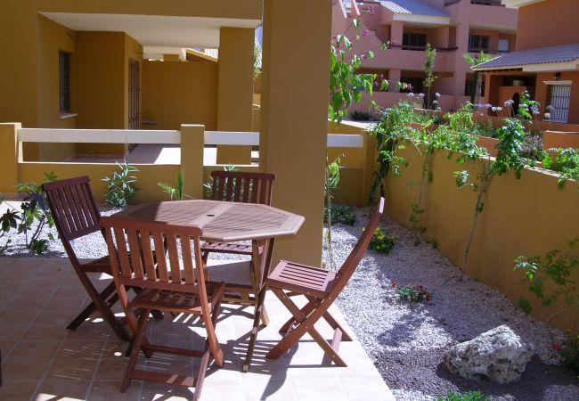 Apartamento con terraza privada - Resort Choice
