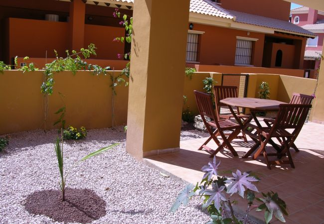 Terraza privada - Resort Choice