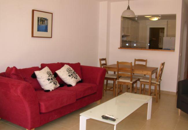 Gran salón bien equipado - Resort Choice