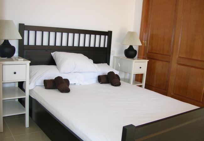 Apartamento con gran dormitorio cama doble en Mar de Cristal - Resort Choice