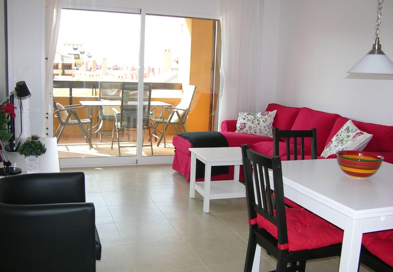 Salón con bonito mobiliario e interior - Resort Choice