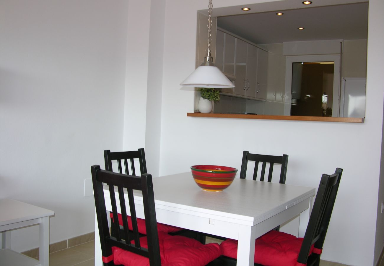 Comedor con bonito mobiliario - Resort Choice