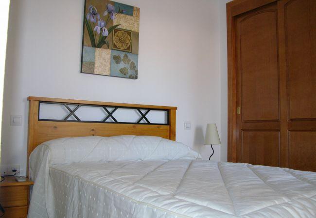 Apartamento con bonito dormitorio de cama doble - Resort Choice