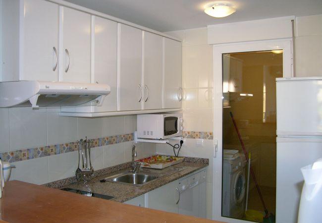 Gran cocina con lavadero - Resort Choice