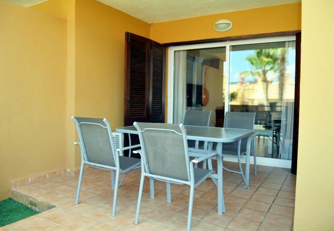 Apartamento con gran terraza en Albatros 3 - Resort Choice