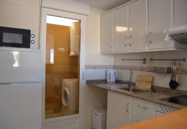 Apartamento en Albatros 1, gran cocina bien equipada - Resort Choice