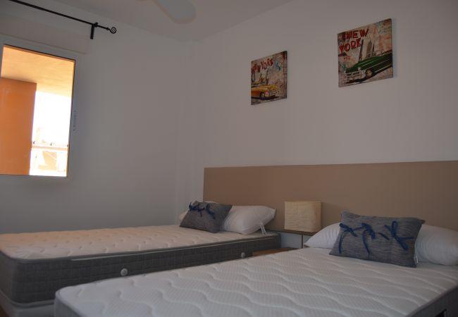 Apartamento en Mar de Cristal - Albatros Playa 3 - 7208
