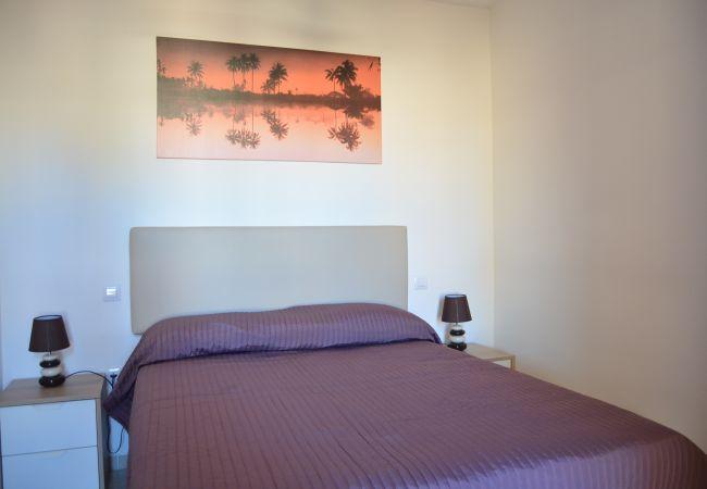 Dormitorio bonito con cama doble - Resort Choice