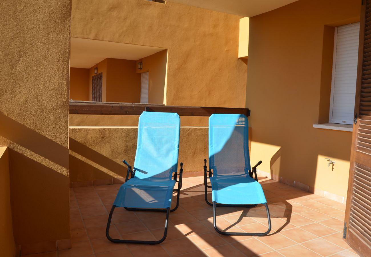Apartamento en Albatros 1 con gran balcón - Resort Choice