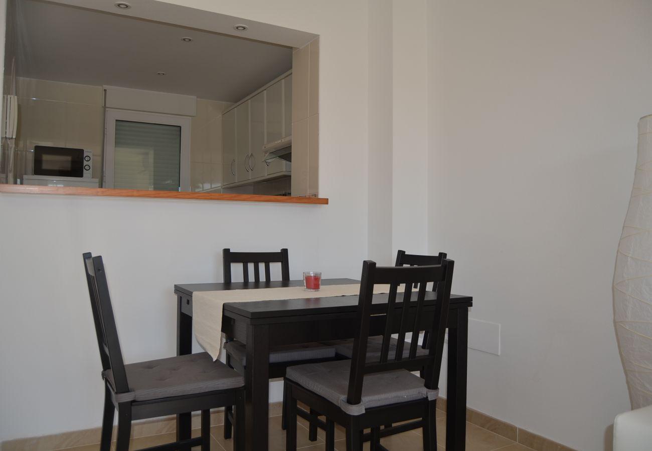 Apartamento con bonito salón en Albatros 1 - Resort Choice