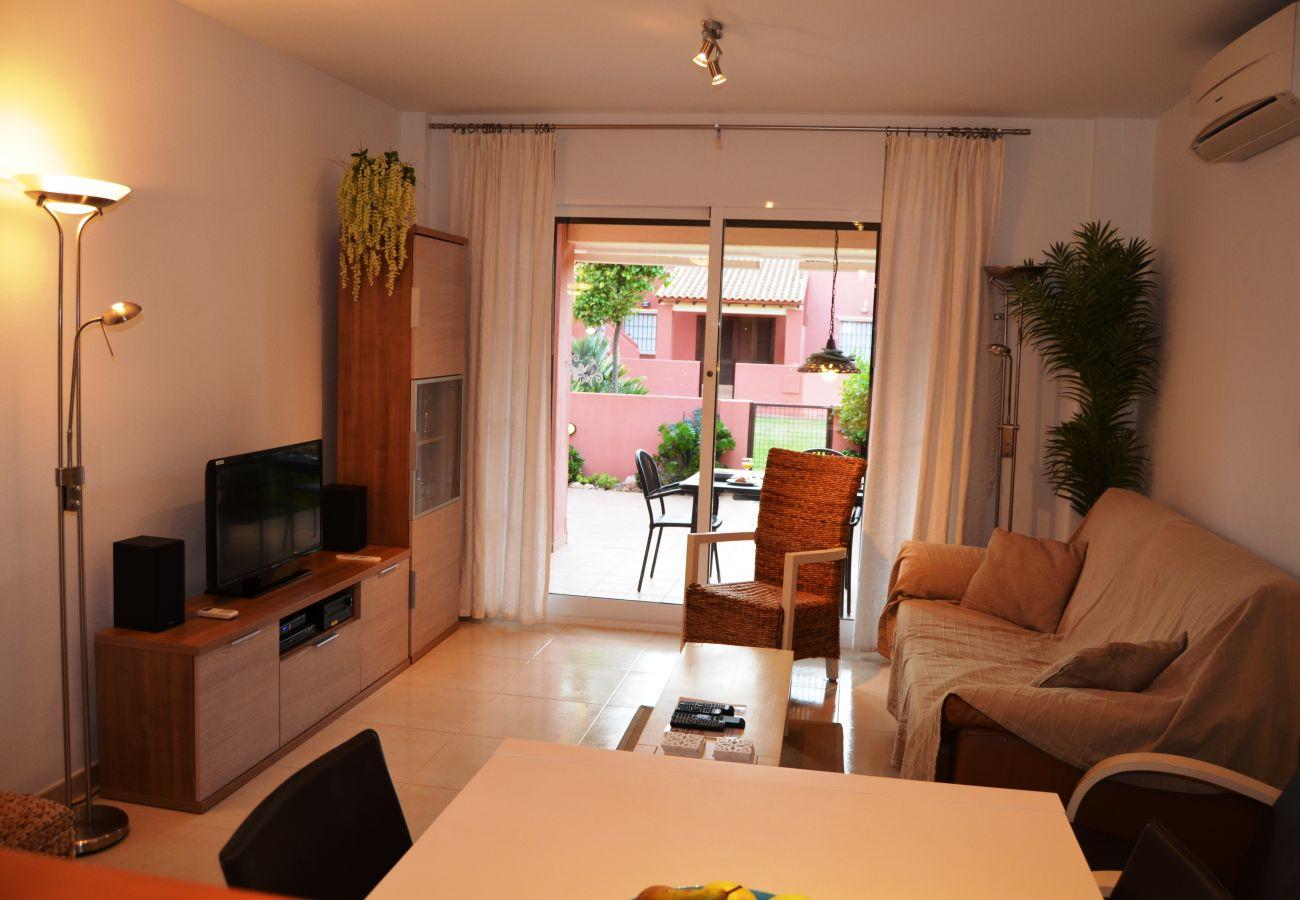 Bonito salón bien equipado - Resort Choice