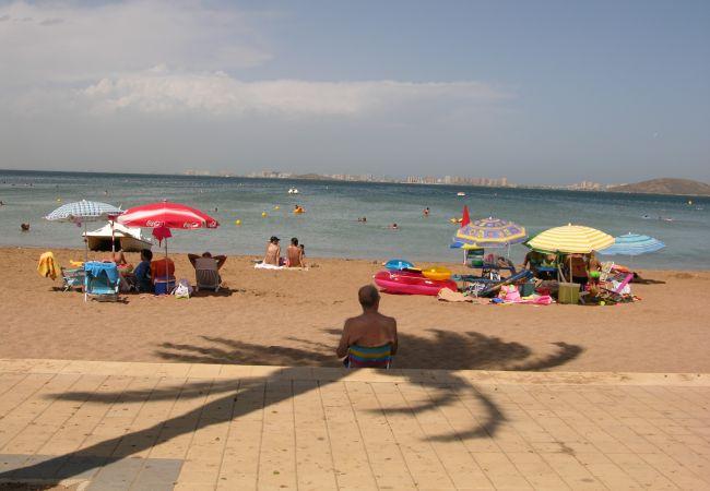 Playa de Mar de Cristal
