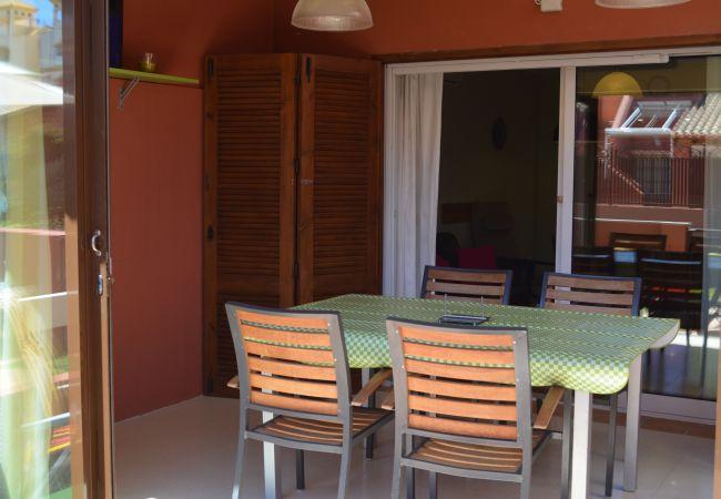 Precioso bungalow en alquiler con bonita terraza