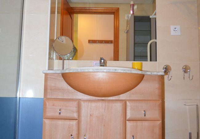 Precioso bungalow en alquiler con baño moderno