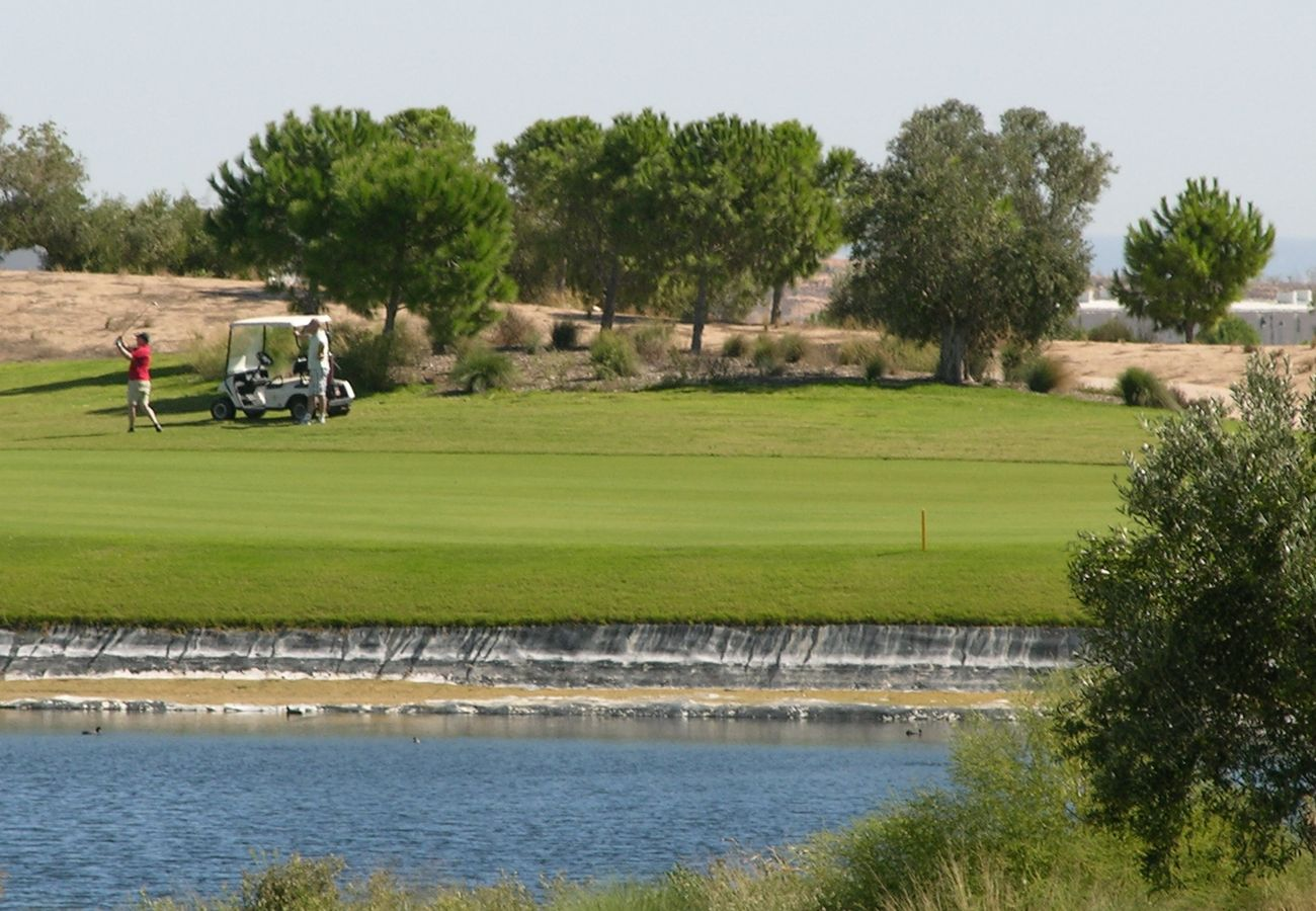 Hacienda Riquelme, precioso resort de golf