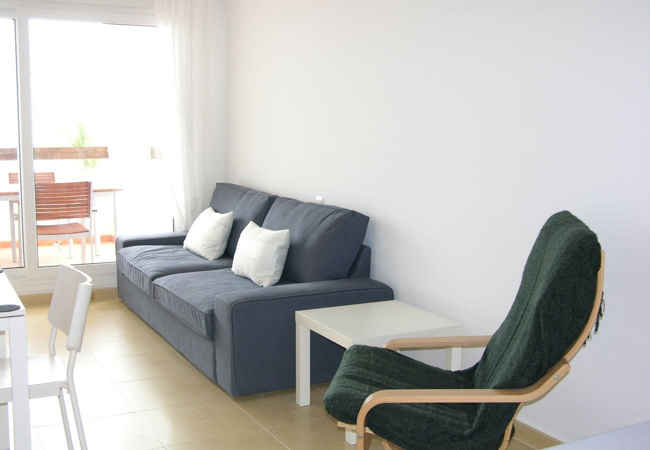Apartamento en Las Terrazas con bonito salón