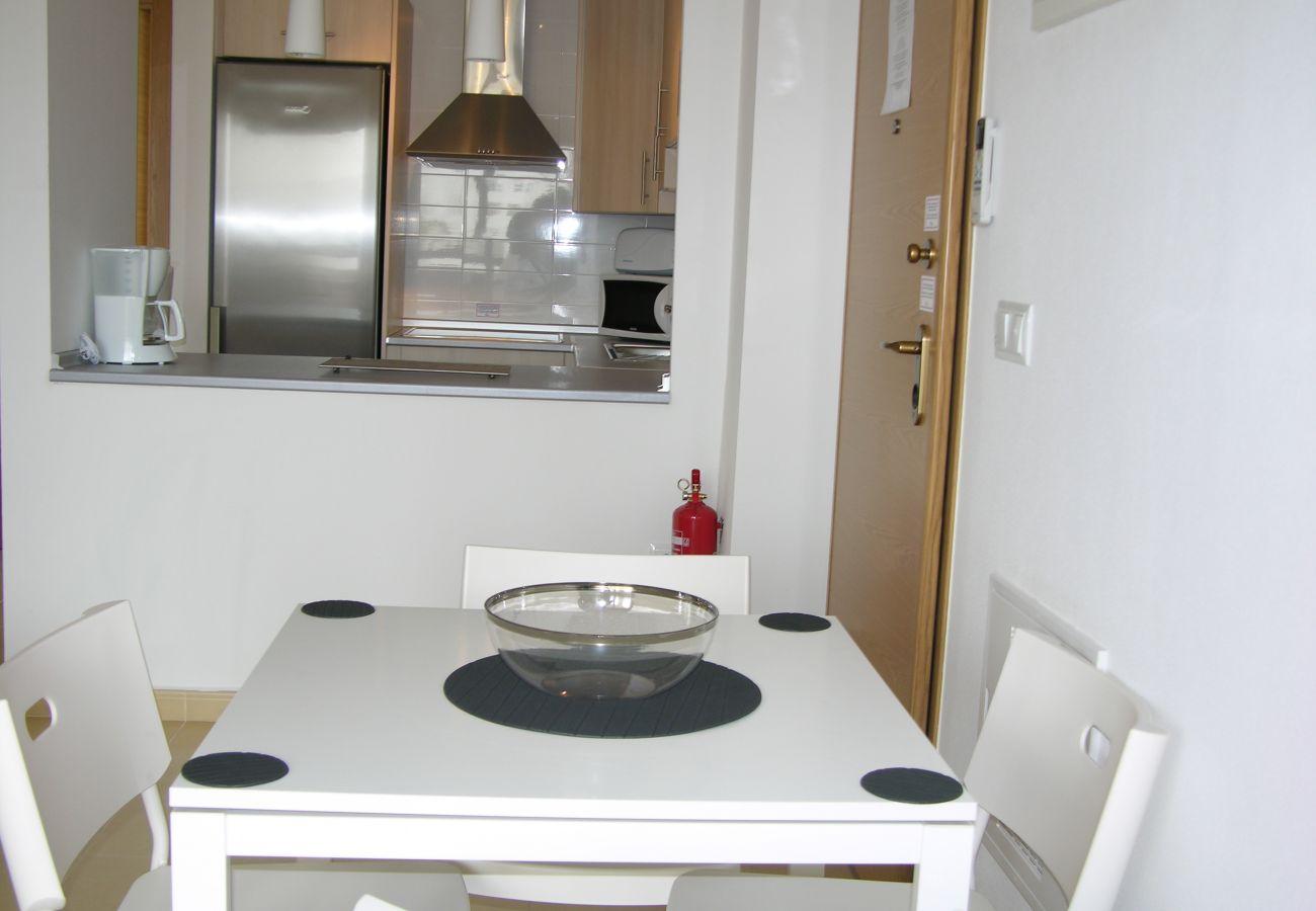 Apartamento en Las Terrazas con bonito comedor
