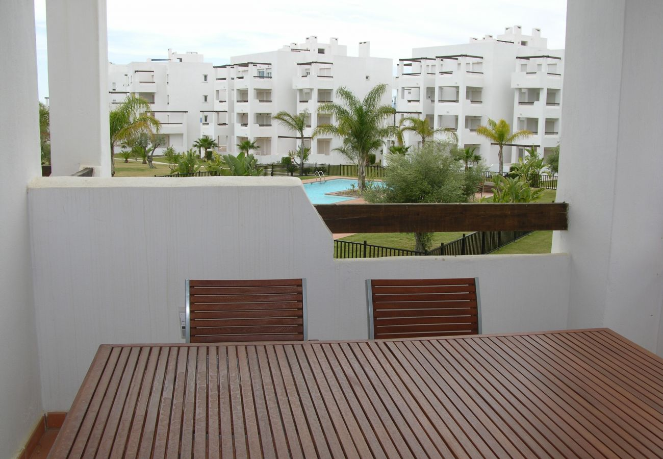 Apartamento en Las Terrazas con bonita terraza para descansar