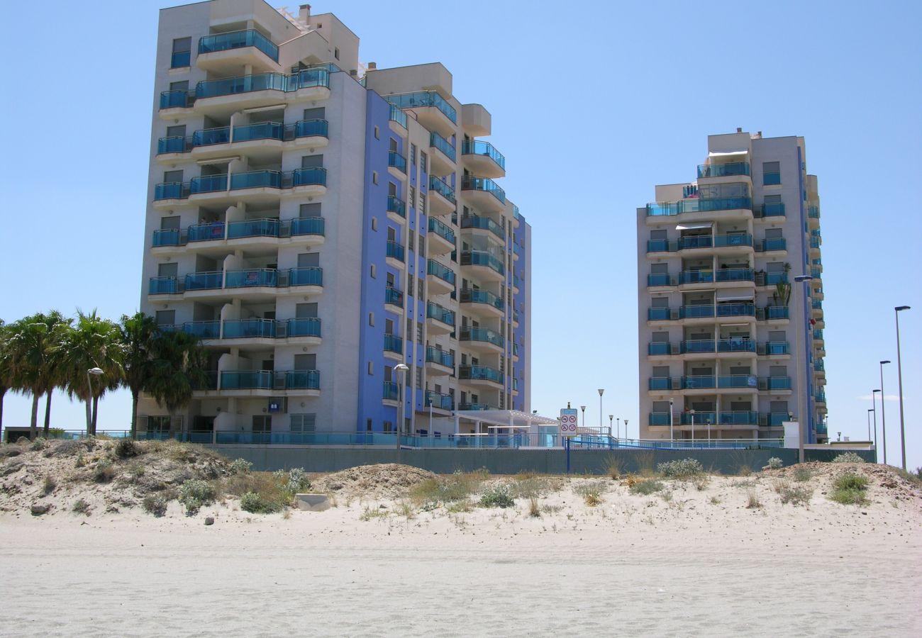 Apartamento en Libertad Dos Playas con bonito exterior
