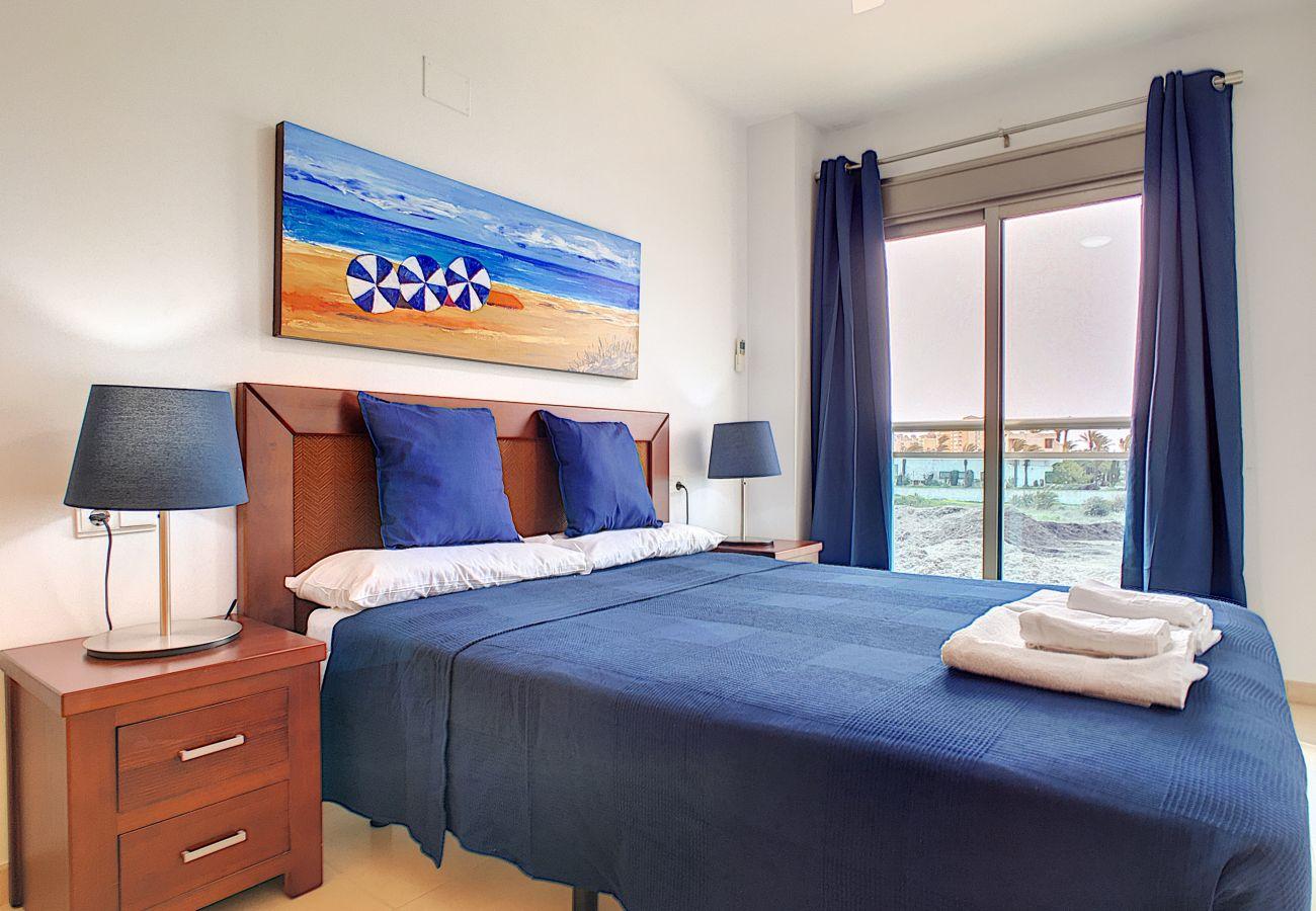 Apartamento en La Manga del Mar Menor - Libertad Dos Playas - 3807