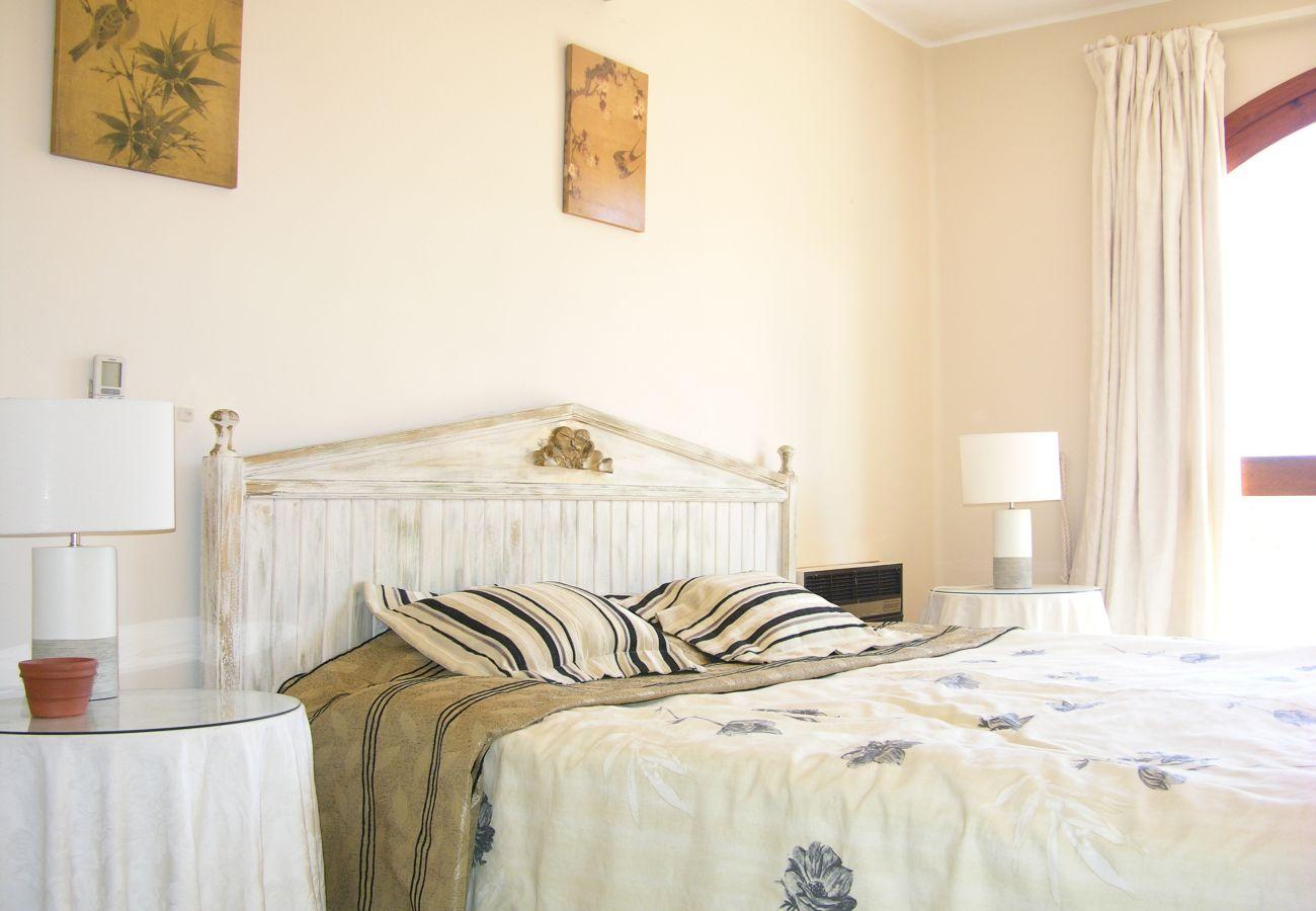 Dormitorio doble con bonito interior - Resort Choice