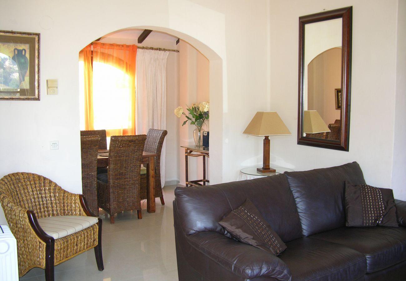 Chalet con gran salón bien equipado - Resort Choice