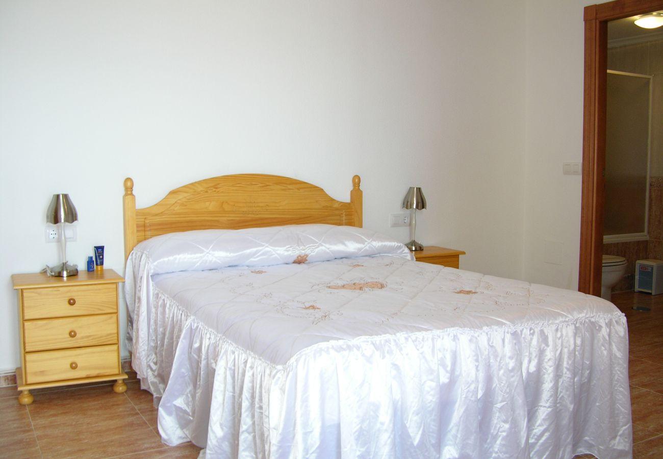 Dormitorio doble muy cómodo - Resort Choice