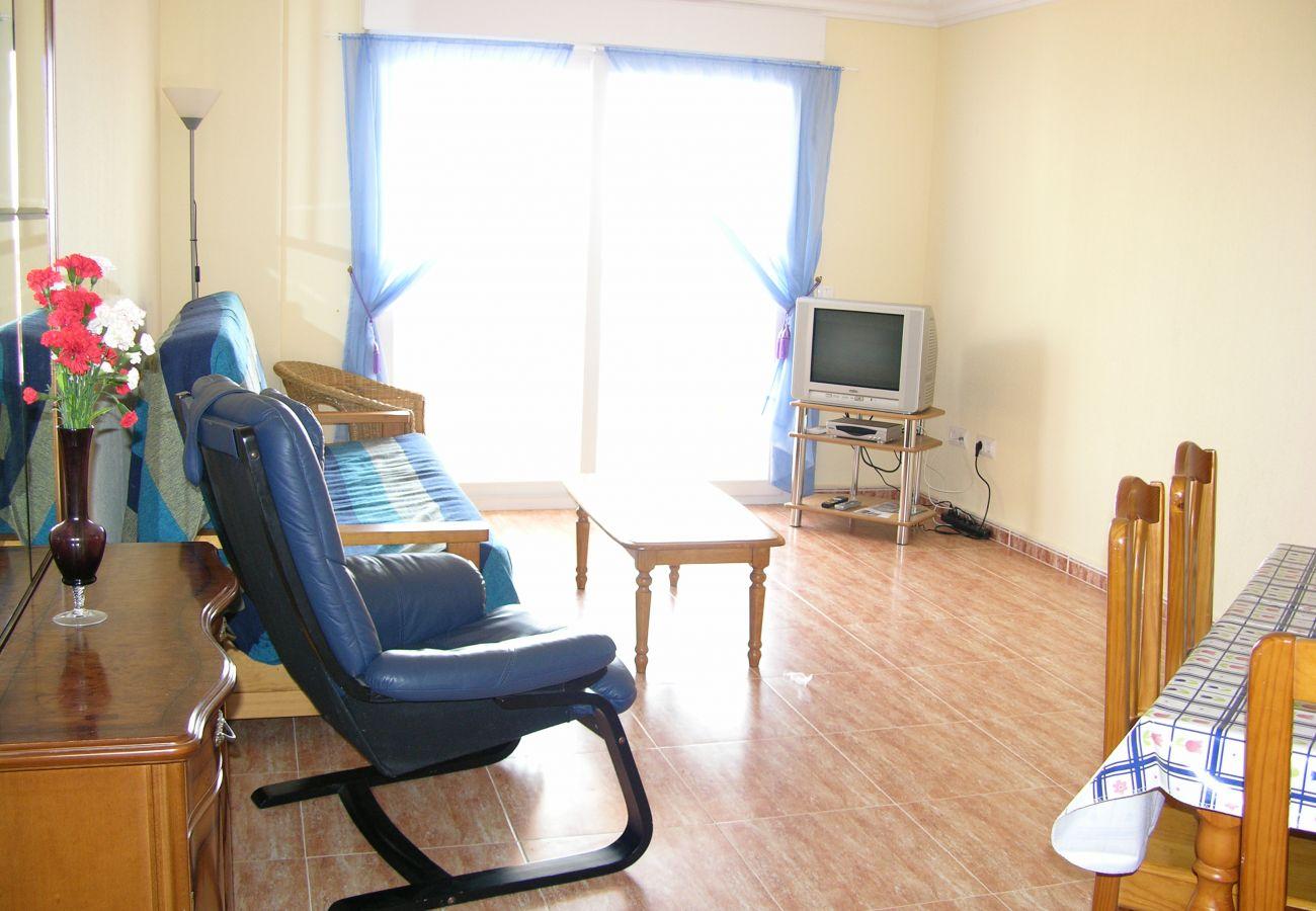 Apartamento en alquiler en Los Miradores del Puerto con salón - Resort Choice