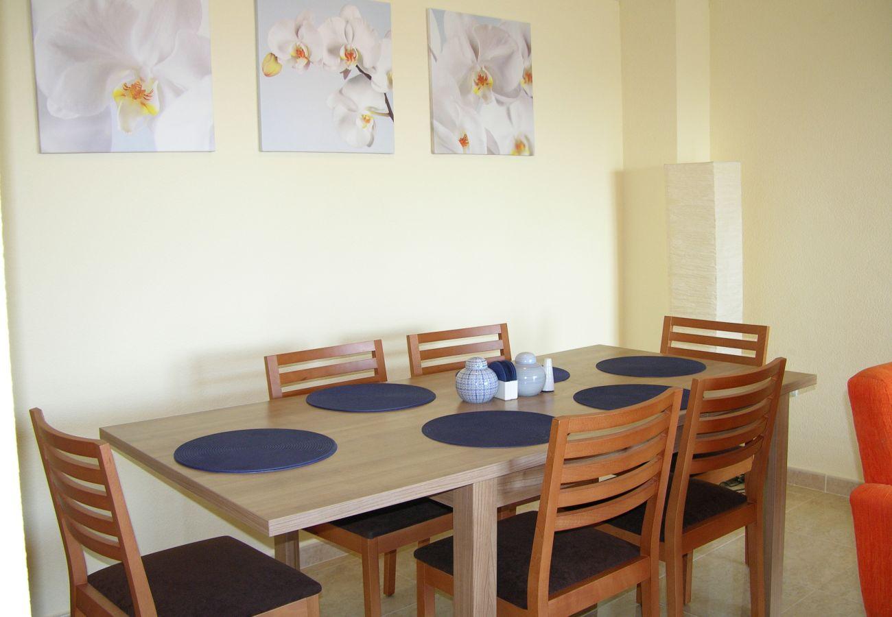 Comedor amplio - Resort Choice