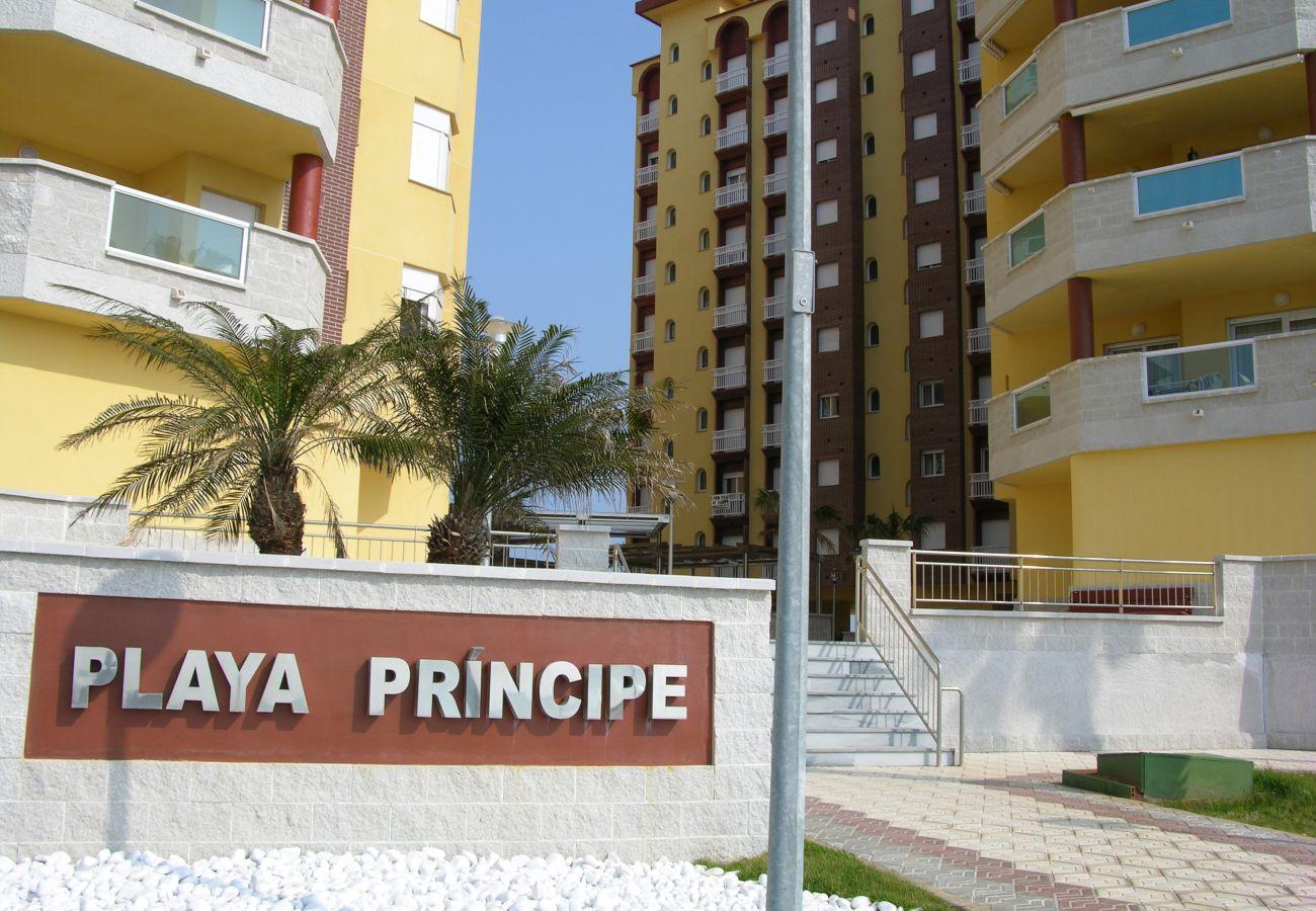 Fachada del complejo Playa Príncipe - Resort Choice