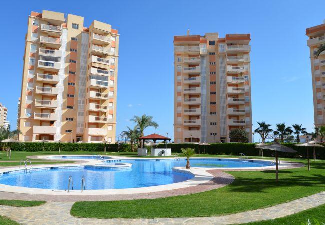 Apartamento en La Manga del Mar Menor - Puertomar - 250