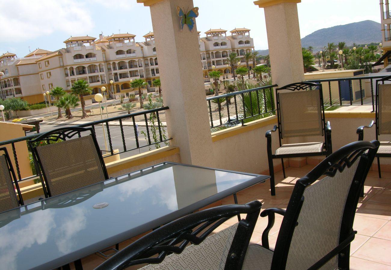 Apartamento en Mar de Cristal - Ribera Beach 2 - 0506