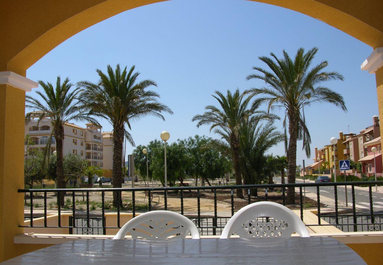 Apartamento en Mar de Cristal - Ribera Beach 2 - 0905