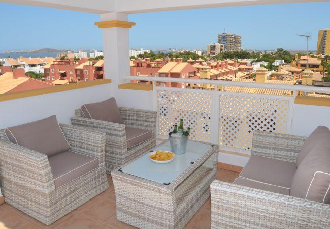 Apartamento en Mar de Cristal - Ribera Beach 2 - 8505