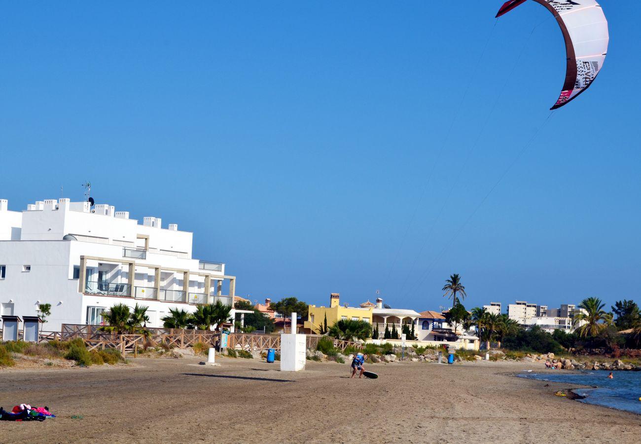 Urbanización Los Arenales en la playa de La Manga - Resort Choice