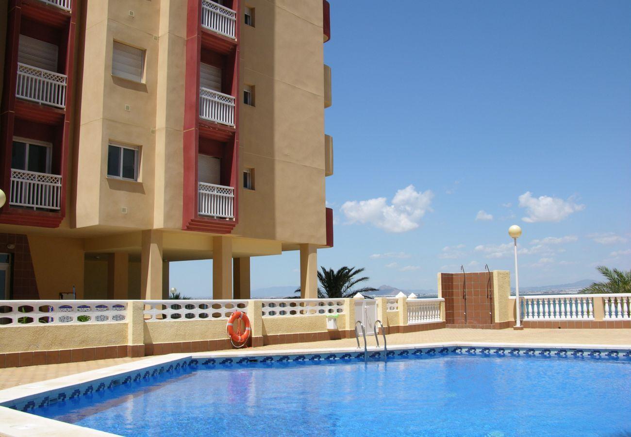 Apartamento en La Manga del Mar Menor - Seychelles Apartment - 6506
