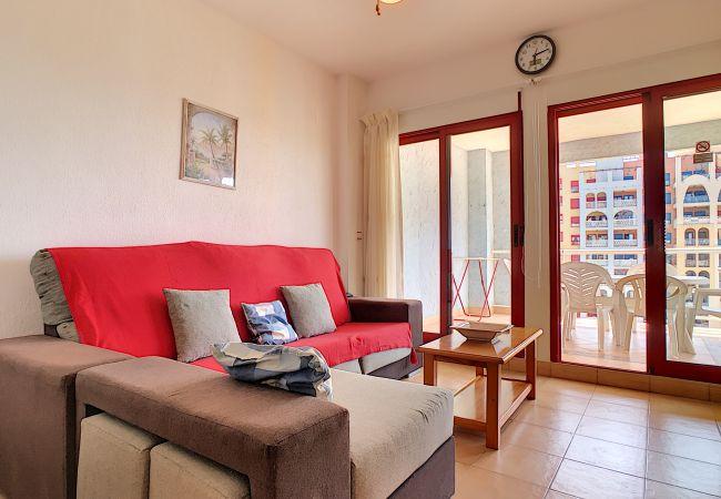 Apartamento en Playa Honda - Verdemar 3 - 2007