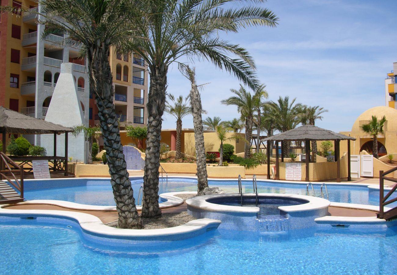 Apartamento en Playa Honda - Verdemar 3 - 8806