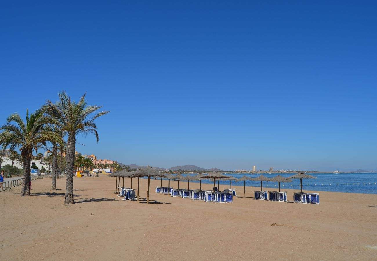 Apartamento en Playa Paraiso - Villa Cristal - 9907