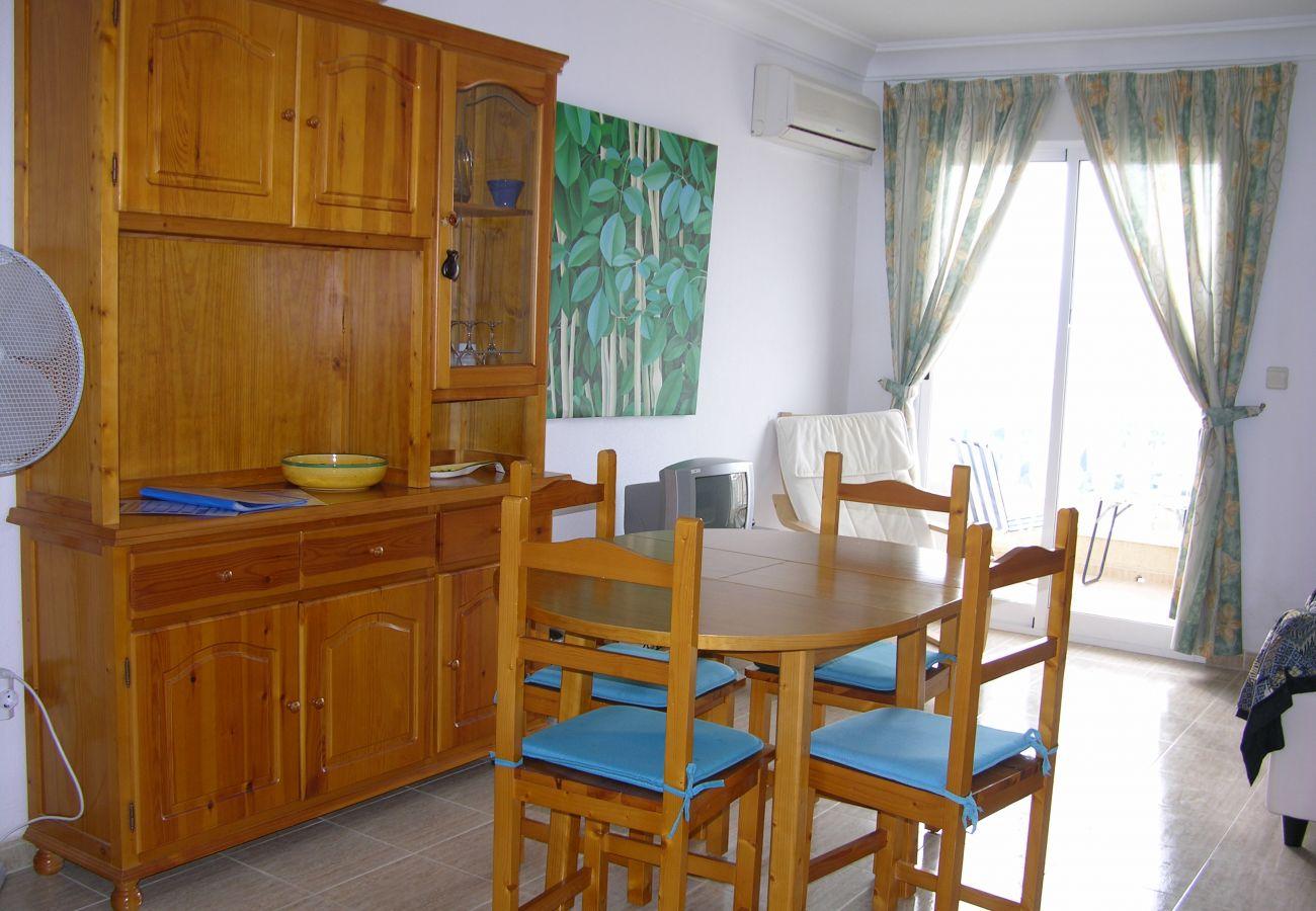 Apartamento en Playa Paraiso - Villa Cristal - 4005