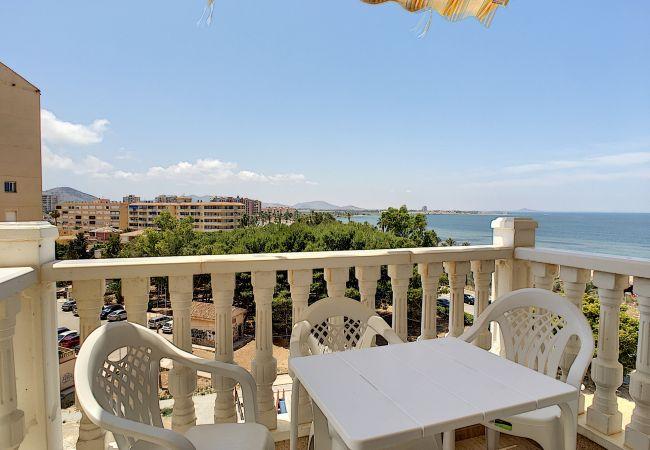 Apartamento en Playa Paraiso - Villa Cristal - 5608