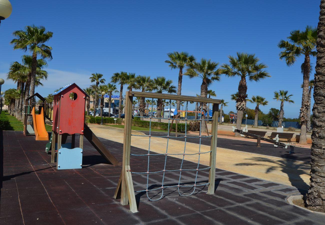 Apartamento en La Manga del Mar Menor - Villas de Frente - 1407